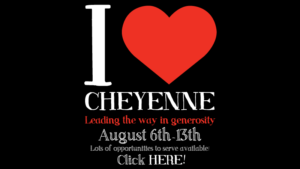 I Heart Cheyenne: SIGN UPS CLOSE TODAY!!