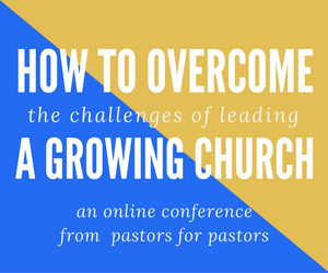 5 Things Pastors Need To Know About Breaking Growth Barriers