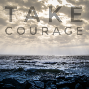 Why Should I Take Courage?