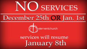 Happy New Year And Don't Come To Church!