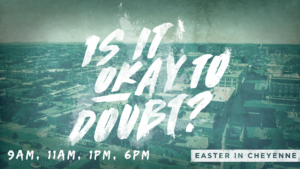 Easter Services In Cheyenne