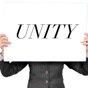 Why We Don't Have To Agree To Be Unified