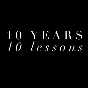 What Have I Learned In 10 Years At Element Church