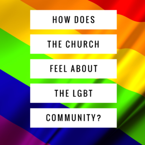 How Does The Church Feel About Transgender People?
