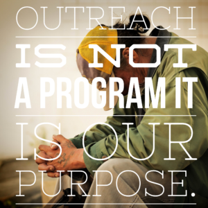 Why Outreach Is More Than A Program