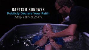 Element Church: Baptism Sundays