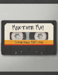 New Sermon Series: Mix-Tape May
