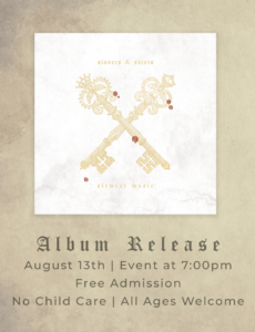 Element Music Album Release & Night Of Worship