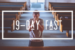 19-Day All Church Fast
