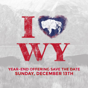 UPDATE: I Heart Wyoming Initiative