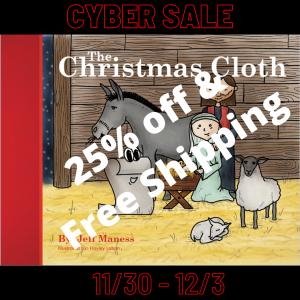 Cyber Sale All Week (11/30 – 12/3)
